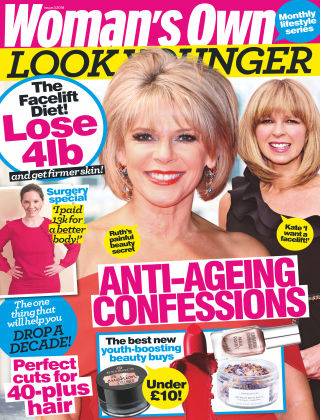 Woman's Own Lifestyle Special Look Younger 1