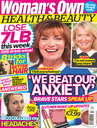 Woman's Own Lifestyle Special Health & Beauty 3