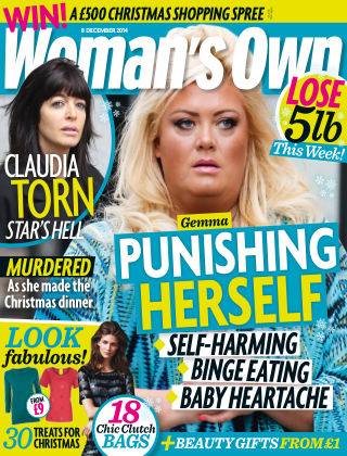 Woman's Own 8th December 2014