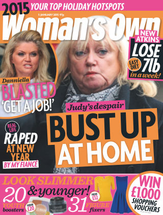 Woman's Own 5th January 2015