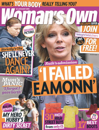Woman's Own 26th January 2015