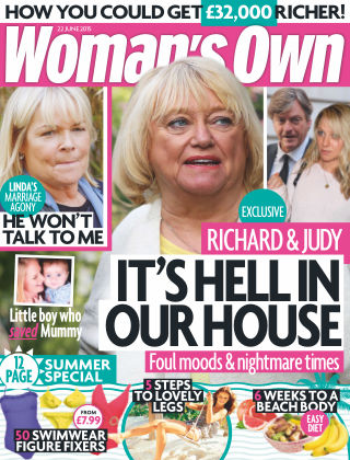 Woman's Own 22nd June 2015