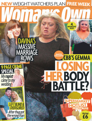 Woman's Own 25th January 2016