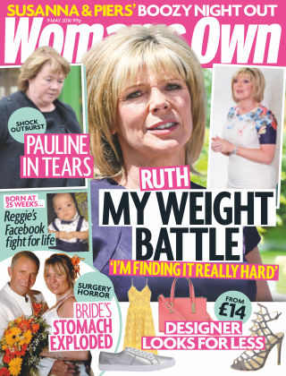 Woman's Own 9th May 2016