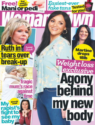 Woman's Own 15th May 2017