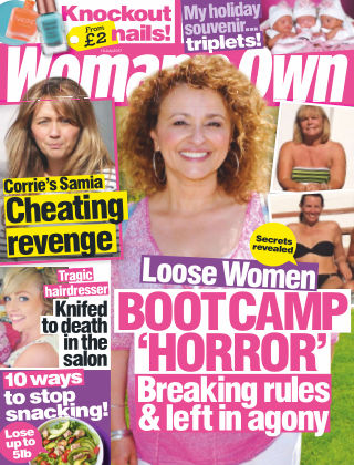 Woman's Own 10th July 2017