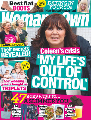 Woman's Own 8th January 2018