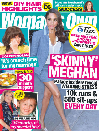 Woman's Own 29th January 2018