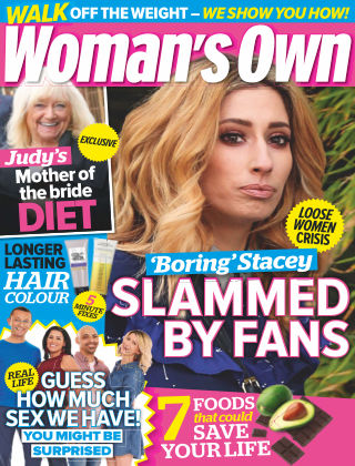 Woman's Own 1st May 2018