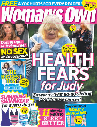Woman's Own 12th June 2018