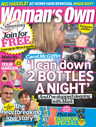 Woman's Own 26th June 2018