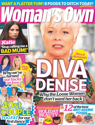 Woman's Own 2nd July 2018