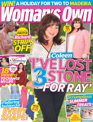 Woman's Own 30th July 2018