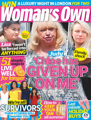 Woman's Own 13th August 2018