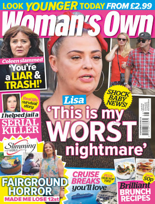 Woman's Own 17th September 2018