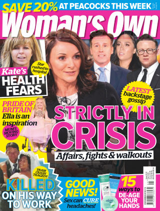 Woman's Own 5th November 2018