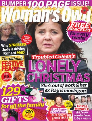 Woman's Own 19th November 2018