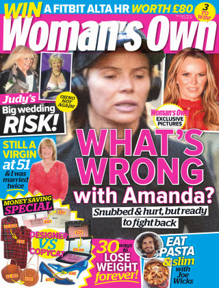 Woman's Own 14th January 2019