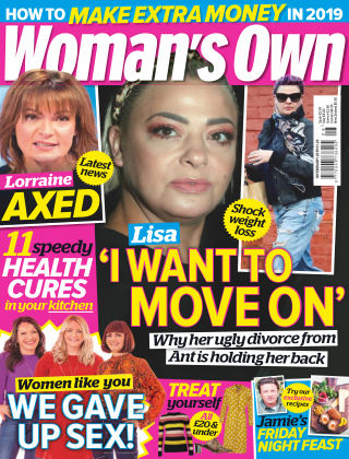 Woman's Own 18th February 2019