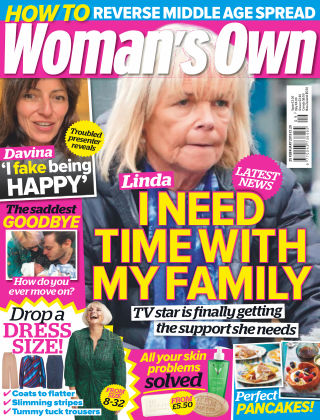 Woman's Own 25th February 2019