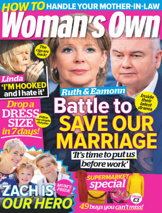 Woman's Own 18th March 2019
