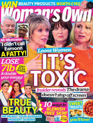 Woman's Own 1st April 2019