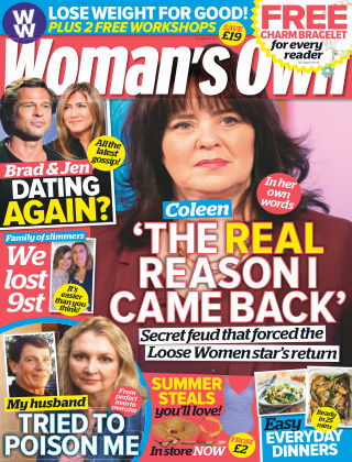 Woman's Own 13th May 2019