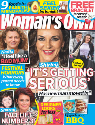 Woman's Own 30th July 2019