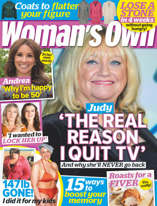 Woman's Own 7th October 2019