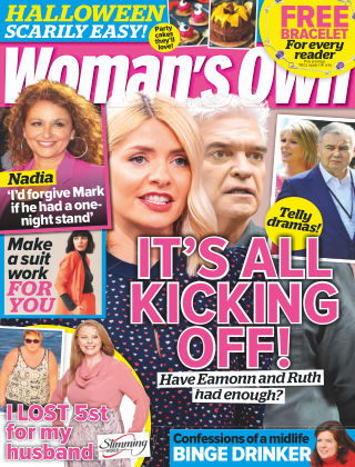 Woman's Own 28th October 2019