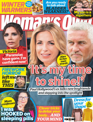 Woman's Own 4th November 2019