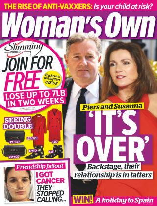 Woman's Own 25th Novemeber 2019
