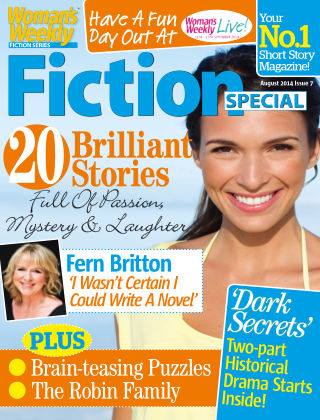 Woman's Weekly Fiction Special July 2014