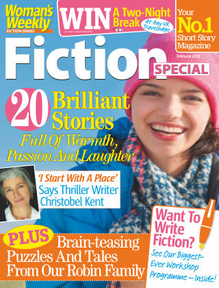 Woman's Weekly Fiction Special February 2015