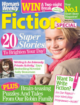 Woman's Weekly Fiction Special March 2015