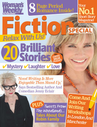 Woman's Weekly Fiction Special Fiction 8