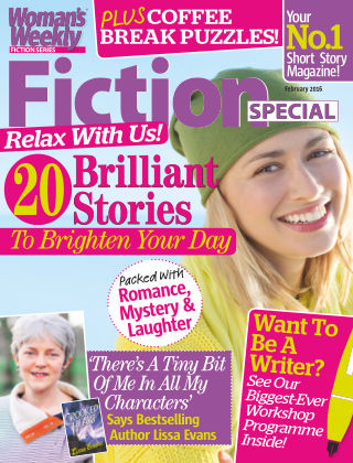 Woman's Weekly Fiction Special February 2016