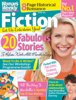Woman's Weekly Fiction Special October 2016