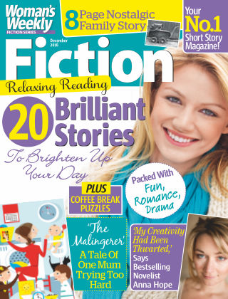 Woman's Weekly Fiction Special December 2016