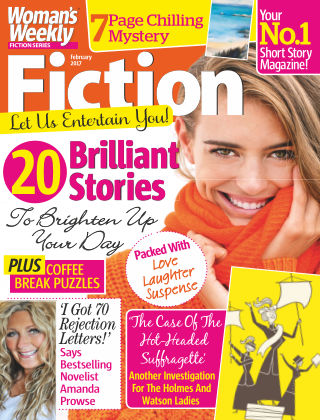 Woman's Weekly Fiction Special February 2017