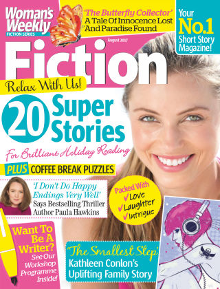 Woman's Weekly Fiction Special Aug 2017