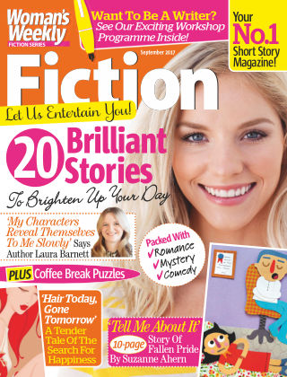 Woman's Weekly Fiction Special Sep 2017