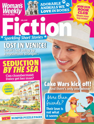 Woman's Weekly Fiction Special Jul 2018