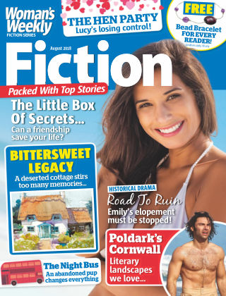 Woman's Weekly Fiction Special Aug 2018