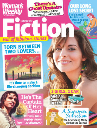 Woman's Weekly Fiction Special Sep 2018