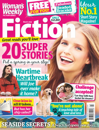 Woman's Weekly Fiction Special Mar 2019