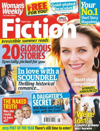 Woman's Weekly Fiction Special Aug 2019