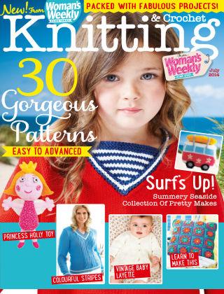 Woman's Weekly Knitting & Crochet July 2014