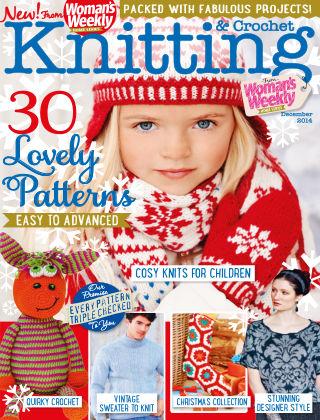 Woman's Weekly Knitting & Crochet December 2014