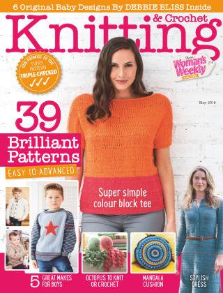 Woman's Weekly Knitting & Crochet May 2018